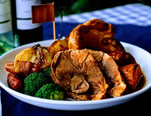 Sunday Lunch Deliveries in Derby
