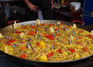 paella catering derby nottingham